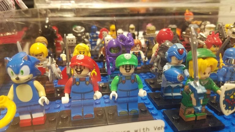 lego video game characters